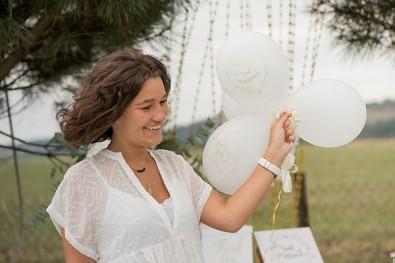 "Metalické balónky ""Just Married"" 8 ks, 25 cm 731251800"