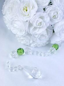 Krystalové korálky 10mm, číré 731189105