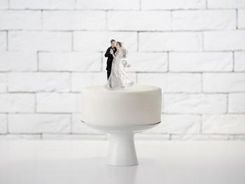 Svatební figurky Ženich a nevěsta F