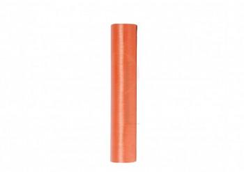Organza hladká losos 36cm/9m