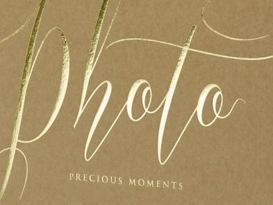 Svatební fotoalbum, přírodní 731230224