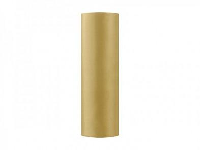 Satén v roli zlatý, šířka 16 cm, návin 9 m 731232841