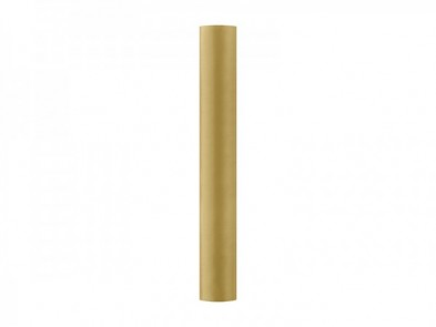 Satén v roli zlatý, šířka 36 cm, návin 9 m 731232847