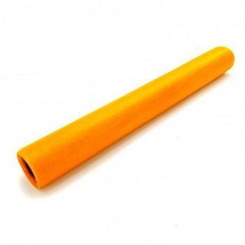 Organza hladká pomerančová 36cm/9m