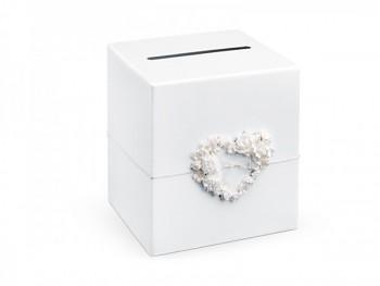 Svatební box na přání Heart 731260732