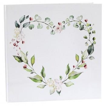 Kniha hostů s květinovým vzorem 731261303