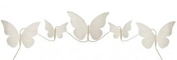Girlanda motýlci 150 cm 731261072