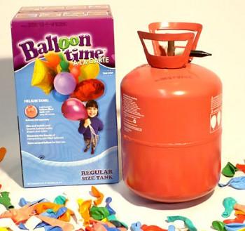 Hélium na 50 balónků