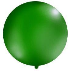 Vystřelovací balón tmavě zelený