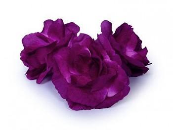Růže na přilepení fialové