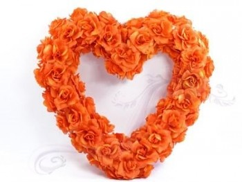 Srdce pomerančové