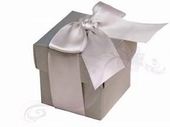 Krabička stříbrná