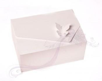 Krabička na výslužku s motýlem