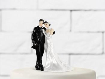 Svatební figurky Ženich a nevěsta G