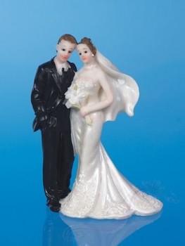 Svatební figurky Ženich a nevěsta A