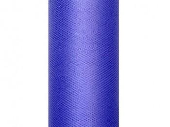 Tyl v roli královská modrá 50 cm x 9 m