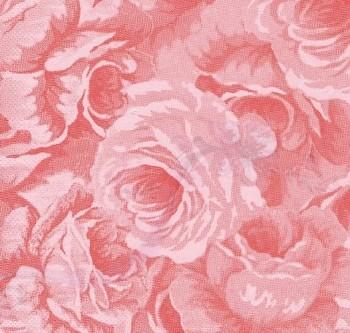 Ubrousek růže  růžová, 60 ks