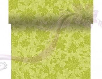 Svatební šerpa Venezia Green 0,40cm*4,8m
