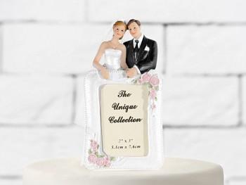 Figurka novomanželé obrázek