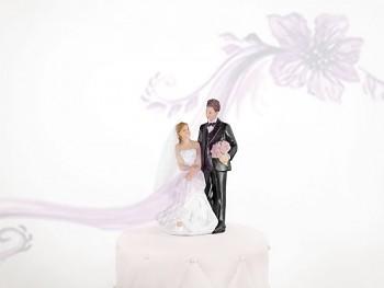 Figurka novomanžele pohoda