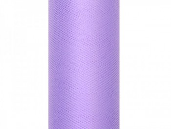 Tyl v roli, fialový, 15cm/9m