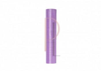 Organza hladká lila, 16cm/9m