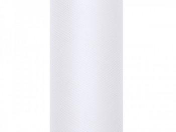 Tyl v roli, bílý 30cm/9m