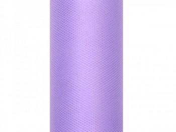 Tyl v roli fialový 30 cm x 9 m