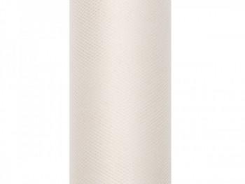 Tyl v roli krémový 50 cm x 9 m - 731191606