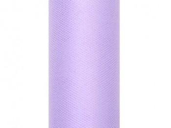 Tyl v roli lila 50 cm x 9 m