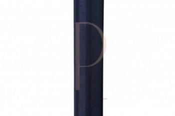 Organza tmavě modrá, šířka 36 cm, návin 9 m