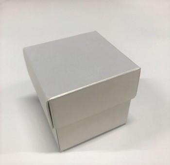 Stříbrná krabička s víčkem