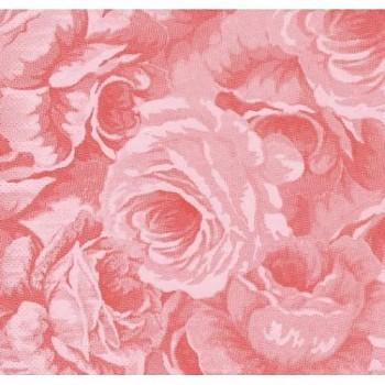 UBROUSEK  růžová růže, 60 ks