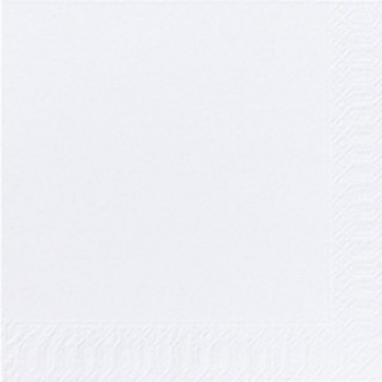 UBROUSEK 2vrs.,33cm, bílý, 125 ks