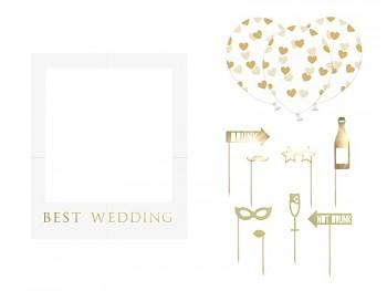 Foto rámeček - Best Wedding 731249657