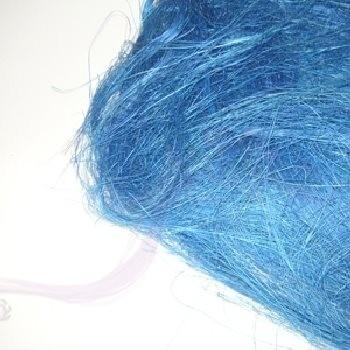 Barevné sisalové vlákno modré 731189008