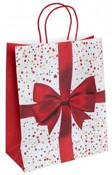 Vánoční dárková taška 26 x 13 x 31,5 cm 731234997