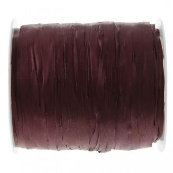 Stuha Raffia vínová, 5 mm x 25 m 731235009