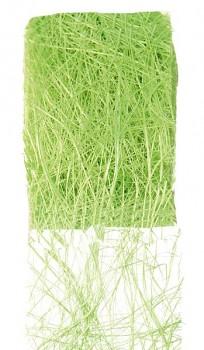 Stuha zelená z kokos. vláken 70mm/5m 731251987