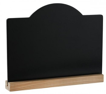 Tabulka dřevěná velká, 19.9 x 15 cm 731251812